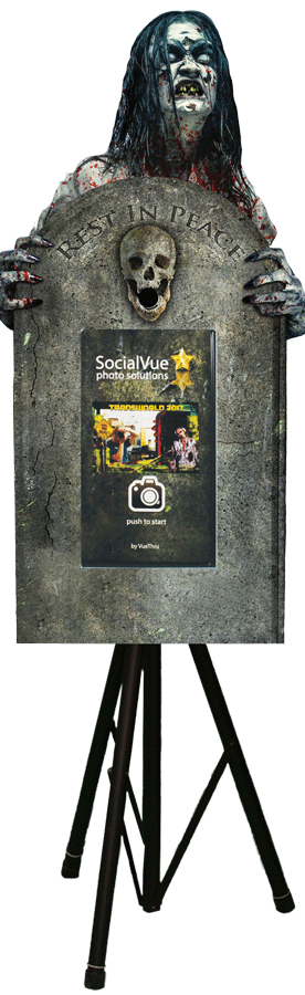 Portable SocialVue Photo System