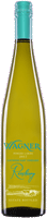 Bottle of Caywood East Vineyard Riesling. A dry, single vineyard riesling made in the German Riesling style.