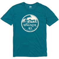 40th Anniversary Logo Crew Neck T-shirt THUMBNAIL