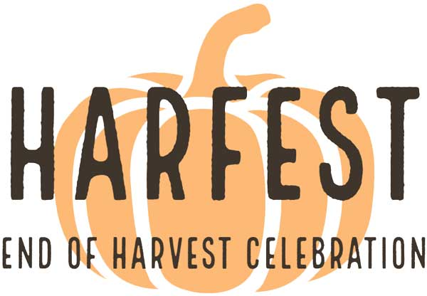 Harfest logo. End of Harvest Celebration MAIN