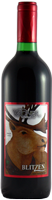 Blitzen (Holiday Label of Alta B Red)