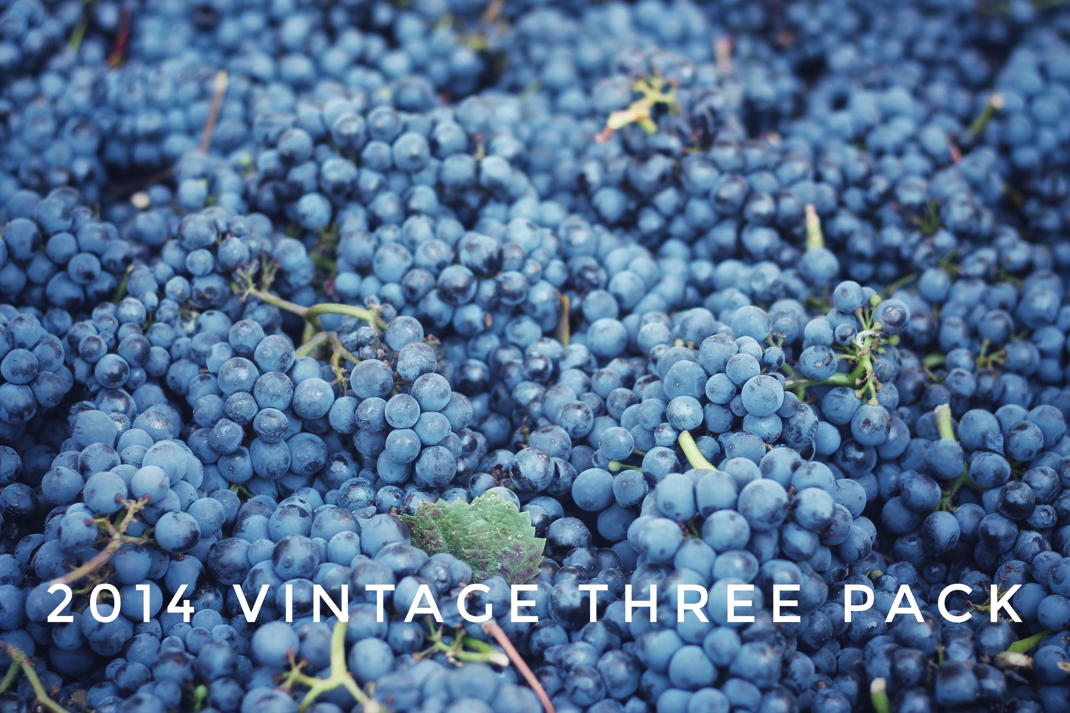 2014 Single Vineyard 3-Pack