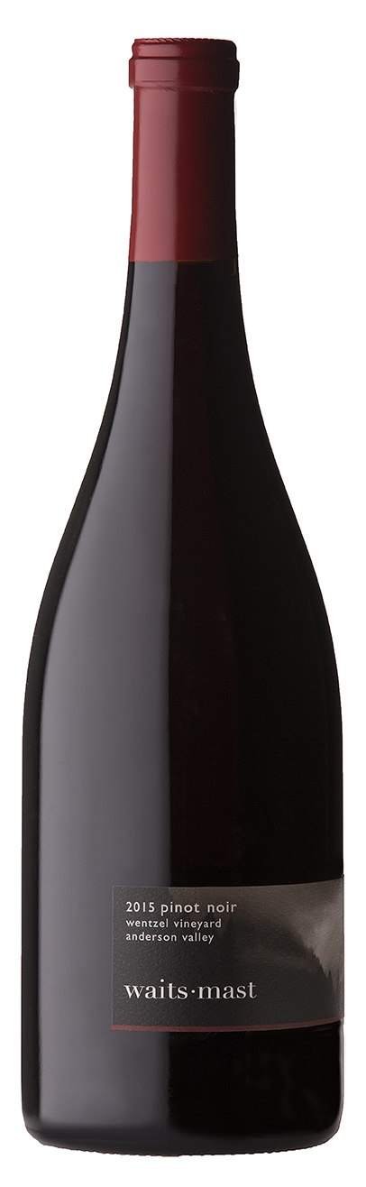 2015 Waits-Mast Pinot Noir, Wentzel Vineyard, Anderson Valley MAIN