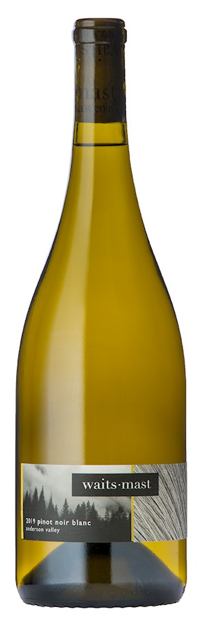 2019 Pinot Noir Blanc, Anderson Valley LARGE