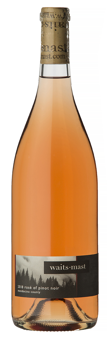 2018 Rosé of Pinot Noir, Mendocino County LARGE