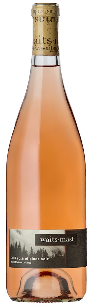 2019 Rosé of Pinot Noir, Mendocino County LARGE