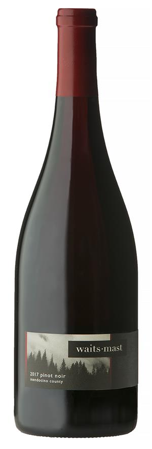 2017 Pinot Noir, Mendocino County LARGE