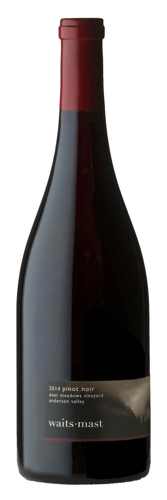2014 Waits-Mast Pinot Noir, Deer Meadows Vineyard, Anderson Valley_MAIN