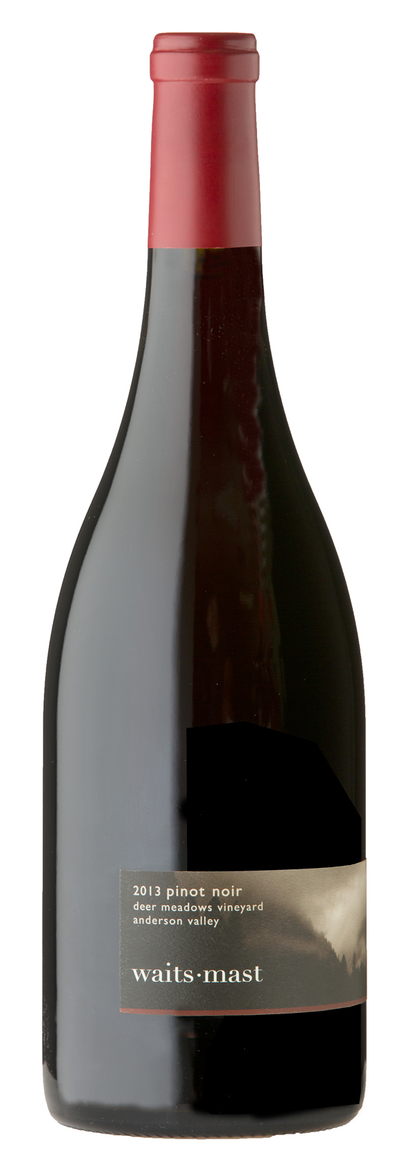 2013 Waits-Mast Pinot Noir, Deer Meadows Vineyard, Anderson Valley MAIN