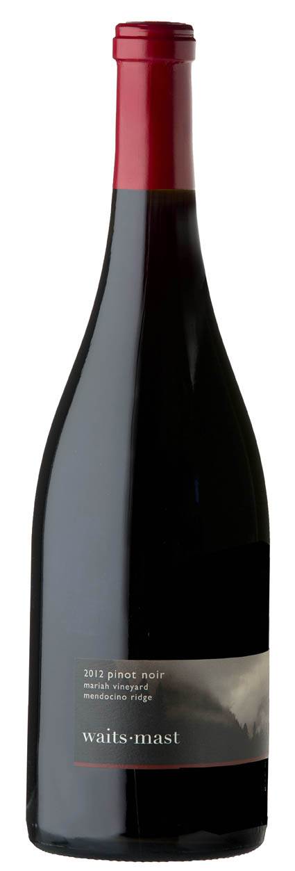 Waits-Mast Pinot Noir, Mariah Vineyard MAIN
