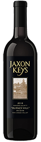 2014 Jaxon Keys Burnee Hill (Cabernet/Merlot), Dry Creek Valley