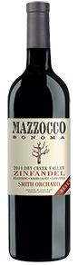 2014 Mazzocco Zinfandel, Smith Orchard Reserve, Dry Creek Valley_THUMBNAIL