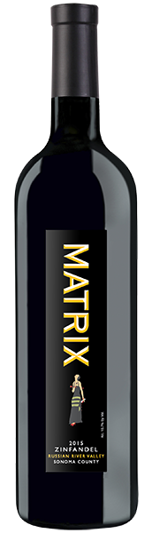 2016 Matrix Zinfandel Russian River Valley