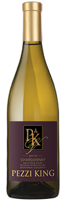 2015 Pezzi King Westside Road Chardonnay, Russian River Valley