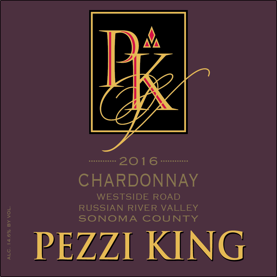 2016 Pezzi King Chardonnay, Westside Road_MAIN