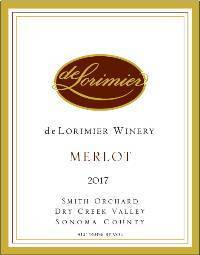 2017 deLorimier Merlot, Smith Orchard THUMBNAIL