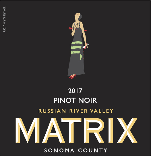 2017 Matrix Pinot Noir, Russian River Valley MAIN