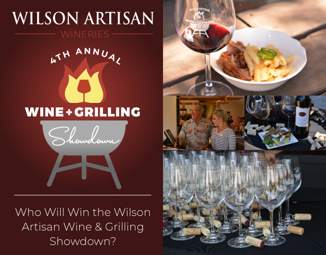 2020 Wilson Artisan Wine & Grilling Showdown MAIN