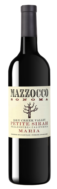 2016 Mazzocco Petite Sirah, Maria, Dry Creek Valley_MAIN