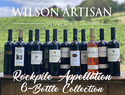 2020 Rockpile Appellation Mixed 6-Bottle Collection MAIN