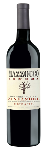 2016 Mazzocco Zinfandel, Verano, Dry Creek Valley_MAIN