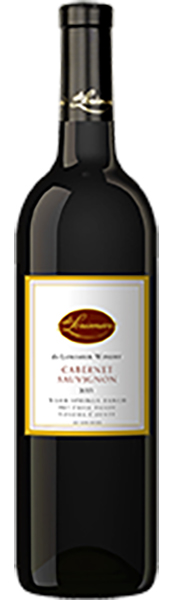 2015 deLorimier Winery Cabernet Sauvignon, Dry Creek Valley, Warm Springs Ranch
