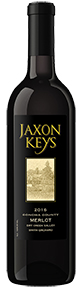 2016 Jaxon Keys Merlot, Smith Orchard, Dry Creek Valley