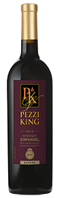 2016 Pezzi King Midnight Zinfandel, Midnight, Dry Creek Valley