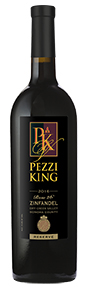 2016 Pezzi King Zinfandel Reserve, Row 26, Dry Creek Valley THUMBNAIL