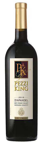2016 Pezzi King Zinfandel, Hales, Dry Creek Valley MAIN