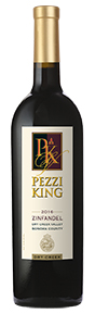 2016 Pezzi King Zinfandel, Oakey, Dry Creek Valley