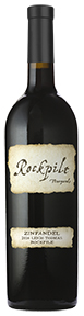 2016 Rockpile Vineyards Zinfandel, Leigh Thomas, Rockpile