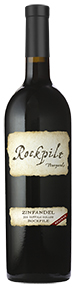 2016 Rockpile Vineyards Zinfandel Reserve, Buffalo Hollow, Rockpile