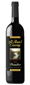 2016 St. Anne's Crossing Primitivo Reserve, Tripi Vineyard, Russian River Valley