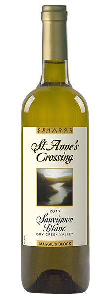 2017 St. Anne's's Crossing Sauvignon Blanc, Maggie's Block Vineyard, Dry Creek Valley MAIN