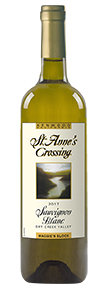 2017 St. Anne's's Crossing Sauvignon Blanc, Maggie's Block Vineyard, Dry Creek Valley_THUMBNAIL