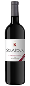 2016 Soda Rock Cabernet Franc Reserve, Dry Creek Valley
