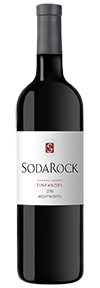 2016 Soda Rock Zinfandel, Wentworth, Sonoma County_THUMBNAIL