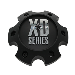 KMC XD SERIES 1079L140SGB-H34 CENTER CAP SWATCH