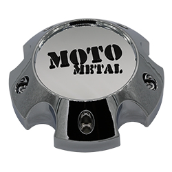 MOTO METAL 1079L145AMO3CH-H42 CENTER CAP SWATCH