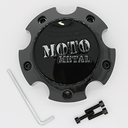 MOTO METAL 1079L145AMO3GB-H42 CENTER CAP_SWATCH