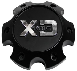 KMC XD SERIES 1079L145SB1-H42 CENTER CAP SWATCH
