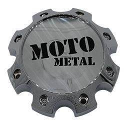 MOTO METAL 1079L170MO3CH-H50 CENTER CAP SWATCH