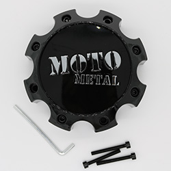 MOTO METAL 1079L170MO3GB-H50 CENTER CAP SWATCH