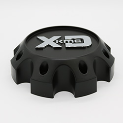 KMC XD SERIES 1079L170SB1-H50 CENTER CAP SWATCH