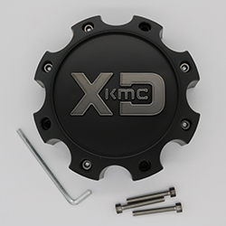 KMC XD SERIES 1079L170SB1DC-H63 CENTER CAP SWATCH