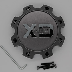 KMC XD SERIES 1079L170SG1-H50 CENTER CAP SWATCH