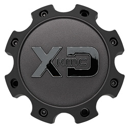 KMC XD SERIES 1079L170SG1-H63 CENTER CAP SWATCH