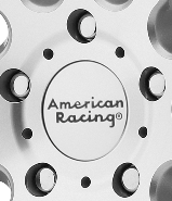 AMERICAN RACING AR904 T056K71A-D1 CENTER CAP MAIN