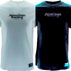 AMERICAN RACING LOGO LICENSED OFFICIAL APPAREL SHIRT THUMBNAIL